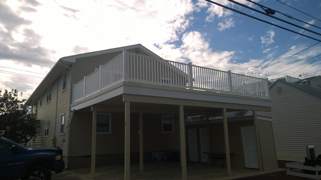 Fiberglass Decks Long Beach Island Nj